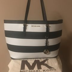 Black-White-Michael-Kors-front