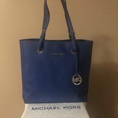 Blue-Michael-Kors-front