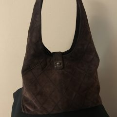 Chocolate-Chanel-Handbag-front