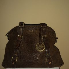 Chocolate Michael Kors - front