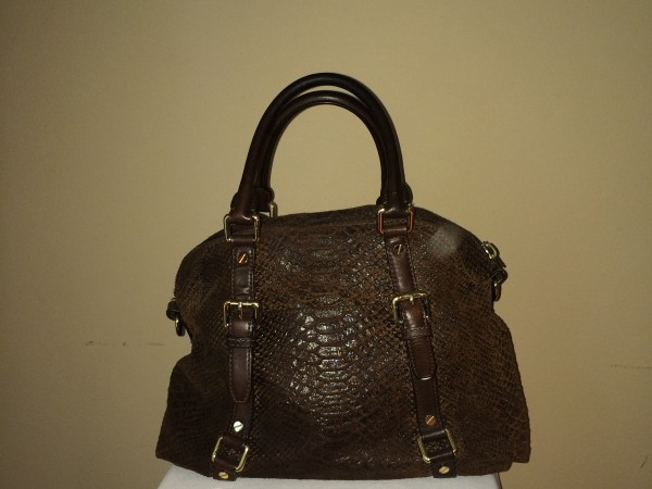 Chocolate Michael Kors - rear