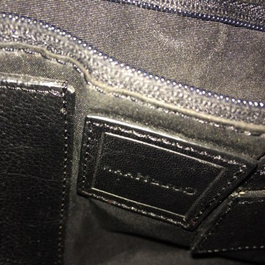 Cole Haan Black - inside