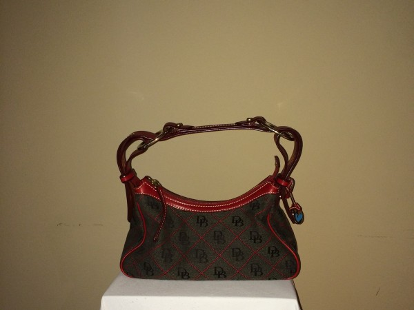 Fabric Dooney and Bourke - front