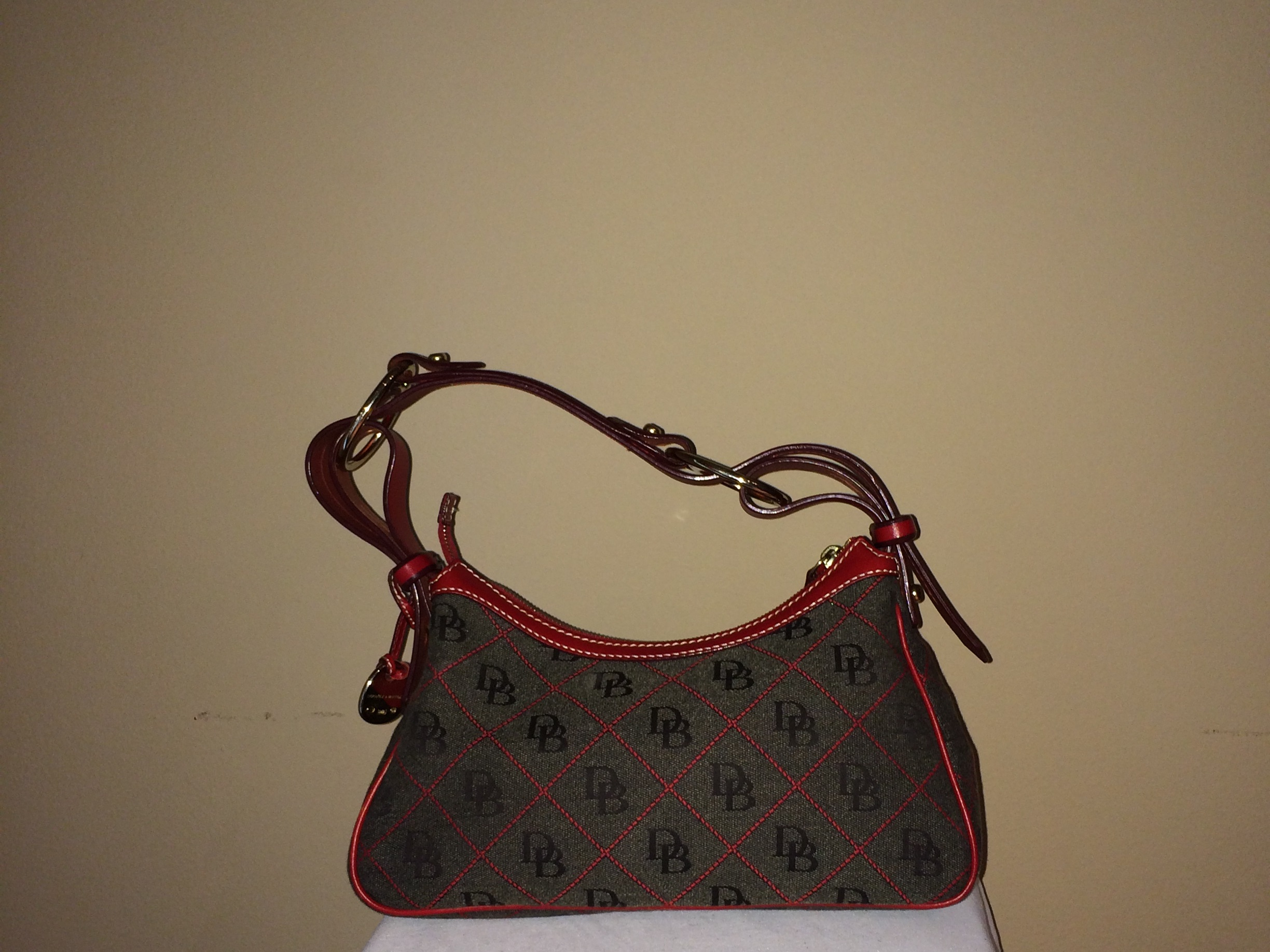 Fabric Dooney and Bourke - rear