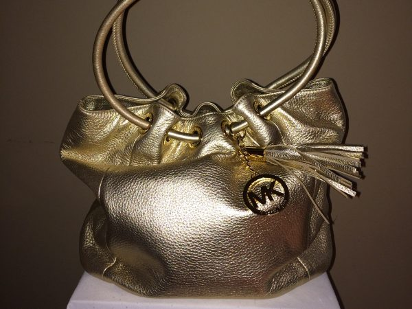 Gold Michael Kors - front