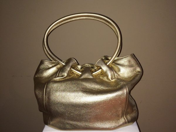 Gold Michael Kors - rear