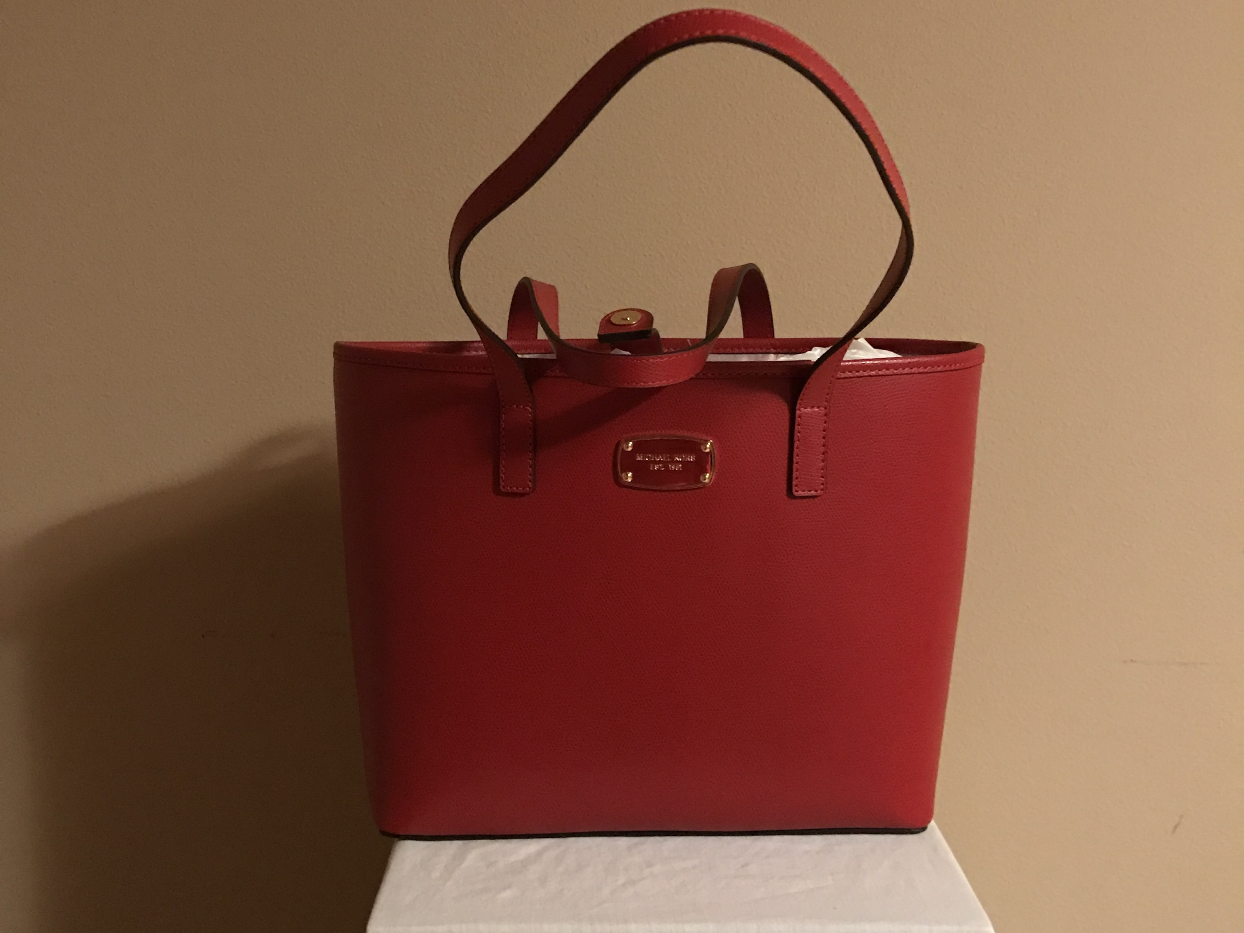 Red-Michael-Kors-front