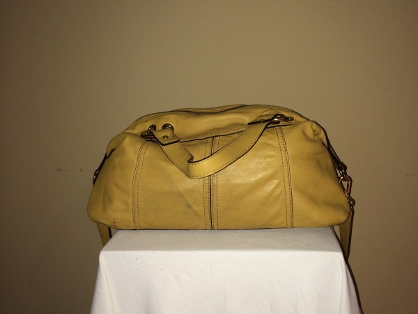 Tan Michael Kors - rear