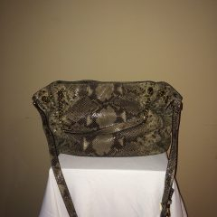 Python Embossed Michael Kors - front